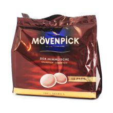16 Mövenpick coffee pods