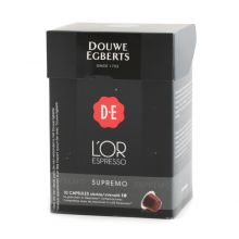 1  DE L'or Espresso capsules Supremo for Nespresso