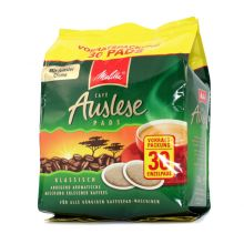 30 Melitta Auslese coffee pods classic