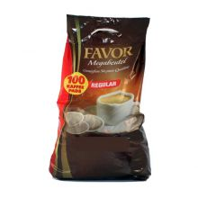 100 Favor coffee pods in XXL bigpack classic roast