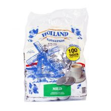100 Holland coffee pods in XXL mega-pack mild roasting