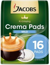 16 Jacobs Krönung coffee pods crema mild