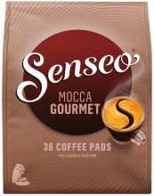 36 Coffee pods Senseo Mocca Gourmet Dutch